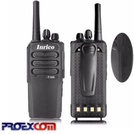 DISPOSITIVO PORTATIL INRICO T199 PARA OPERAR SOBRE REDES 2G 3G WIFI PROFESIONAL, COMPACTO Y CONFIAB